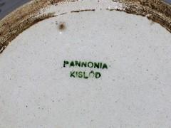 PANNONIA KISLŐD KEMÉNYCSERÉPGYÁR