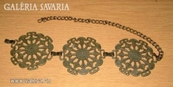 Antik bizsú ékszer - nyaklánc