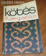 KÖTÉS HORGOLÁS 1977
