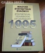 MAGYAR STATISZTIKAI ÉVKÖNYV 1995