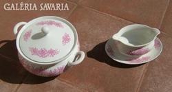 Seltmann Weiden Bavaria  leveses tál + szószos