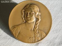 Berán Lajos plakett, 1931