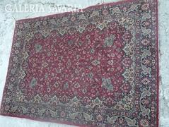 Keshan /perzsa/ szőnyeg Iránból 195x135