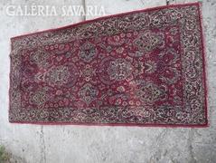 Keshan /perzsa/ szőnyeg Iránból  90 x 180 méretben elad