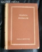 FRANCIA IRODALOM 1959.-ES KIADÁS