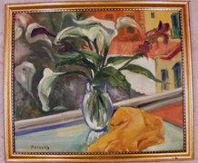 Doroghy Zsuzsanna  (1950-         50x60 cm olaj-farost