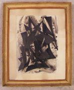 Barta István 40x29 cm tus vegyes-papír 1963