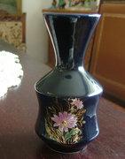Álomszép Veritable blue De Jour váza - kobaltkép váza