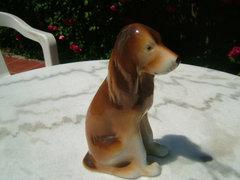 Royal Dux Spániel kutya