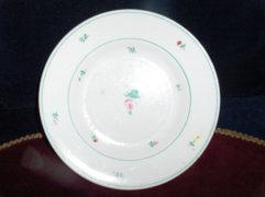 Régi népi tányér