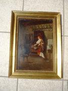 Telepy Károly  / 1828 - 1906 /