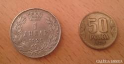Szerb és Jugoszláv pénz