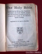 The Holy Bible, Oxford, Horace Hart