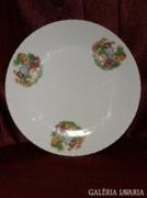 Jelenetes lapos tányérok! ( nagy méretű ) ( 0028 )