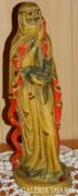 Nagy macskás arab nő - antik szobor