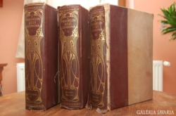 A Franklin kézi lexikona I-III. 1912