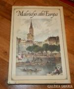 Malerisches altes Europa - hatalmas képeskönyv