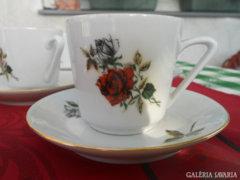 Porcelán kávéskészlet eladó