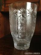Kristály váza - Új! nem volt használva