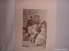 Francisco de Goya: Nadie se conoce.  NYOMAT