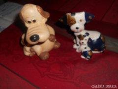 Kerámia kutyák