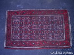 C473 R1 Régi kézi csomózású szőnyeg 144x90