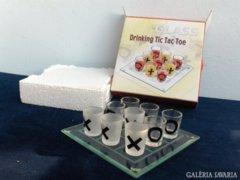 Tündéri mini pohár készlet - új, dobozában