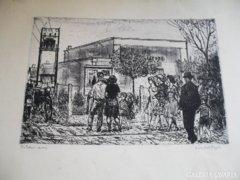 Kondor Lajos- Földesi mozi