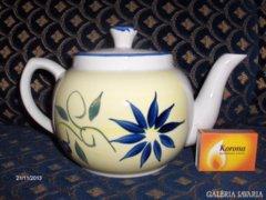 Kerámia teakiöntő - nem antik