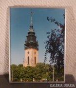 3581 Nagykőrösi református templom fotó 39 x 29 cm