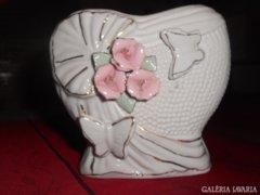 Antik porcelán váza