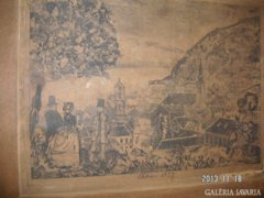 A Tabán 1872 ben