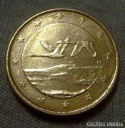 Aranyozott 1 Euro