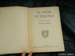 Új idők lexikona 9-10.kötet