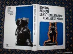 Bokros B. D.önéletrajza... szobrászat - könyv