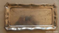 Ezüst tálca 326 gramm