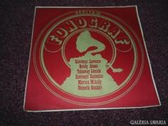 Fonográf SPS70318 bakelit kislemeze eladó