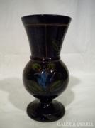 V544 F1 Régi talpas korondi kerámia váza