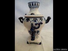 X670 H5 Régi porcelán dísz szamovár