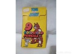 X161 G3 Régi retro Tom&Jerry színesceruza MGM '77