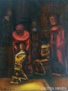 Mr.Tubus festménye: Tékozló tubus hazatérése 2013