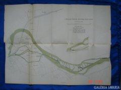 A beszterczebányai térkép 1900.