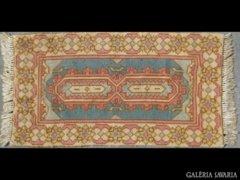 1981 R1 Antik szőnyeg szerű kézimunka 91x50