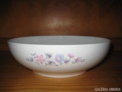 Alföldi porcelán kínáló,leveses tál
