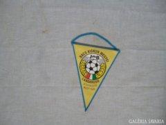 4540 C0 Régi BÁCS KISKUN MEGYEI játékvezető zászló