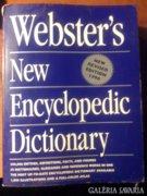 Webster Enciklopédia/Szótár