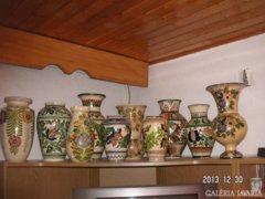 Korondi nagyméretű  váza gyűjtemény
