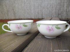 Royal Canterbury Royal Flower Angol Csészék