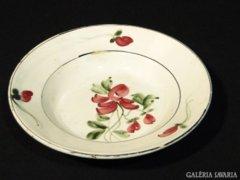 3906 Régi porcelán tányér apátfalvi jellegű