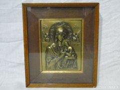 6039 Régi ógörög pravoszláv ikon
